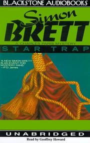 Cover of: Star Trap by Simon Brett