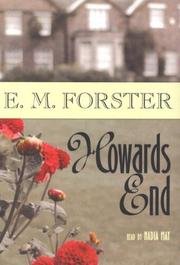 Cover of: Howards End by E. M. Forster