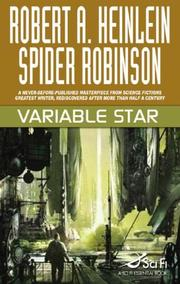 Cover of: Variable Star by Robert A. Heinlein