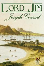 Cover of: Lord Jim by Joseph Conrad