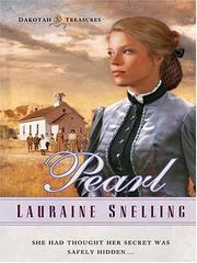 Cover of: Pearl by Lauraine Snelling