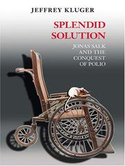 Cover of: Splendid Solution by Jeffrey Kluger