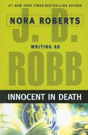 Cover of: Innocent in Death by J. D. Robb