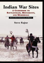 Cover of: Indian War Sites by Steve Rajtar