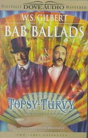 Cover of: The Bab ballads by Gilbert, W. S.