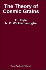 Cover of: The theory of cosmic grains by Fred Hoyle