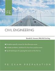Cover of: Civil Engineering by Donald Newman