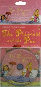 Cover of: The Princess And the Pea (Young Reading CD Packs) by Hans Christian Andersen