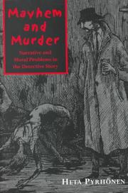 Cover of: Mayhem and murder by Heta Pyrhnen