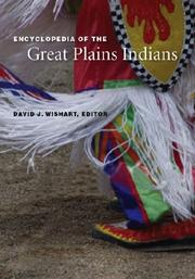 Cover of: Encyclopedia of the Great Plains Indians by David J. Wishart