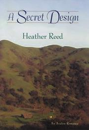 Cover of: A Secret Design by Heather Reed