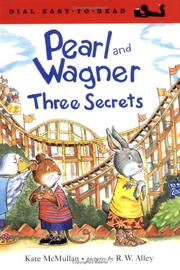 Cover of: Pearl and Wagner by Kate McMullan