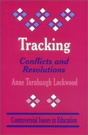 Cover of: Tracking by Anne Turnbaugh Lockwood