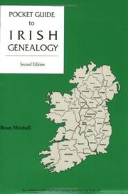 Cover of: Pocket guide to Irish genealogy by Brian Mitchell