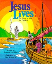 Cover of: Jesus Lives by Ron Klug
