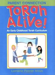 Cover of: Torah Alive! Parent Connection by Joel Eglash
