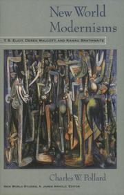 Cover of: New World modernisms by Charles W. Pollard