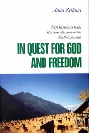 Cover of: In quest for God and freedom by Anna Zelkina