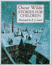 Cover of: Stories for children by Oscar Wilde