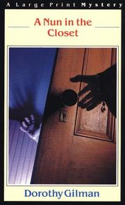 Cover of: A nun in the closet by Dorothy Gilman