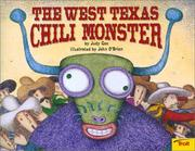 Cover of: The West Texas chili monster by Judy Cox
