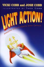 Cover of: Light action! by Vicki Cobb
