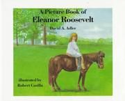 Cover of: Picture Book of Eleanor Roosevelt by David A. Adler