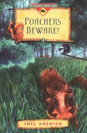 Cover of: Poachers beware! by Sheldon Arensen