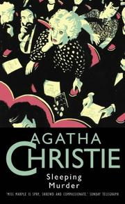 Cover of: Sleeping Murder by Agatha Christie