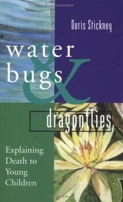 Cover of: Water bugs and dragonflies by Doris Stickney