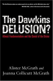 Cover of: The Dawkins Delusion? by Alister E. McGrath, Joanna Collicutt McGrath
