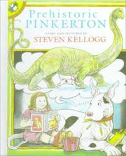 Cover of: Prehistoric Pinkerton by Kellogg, Steven.