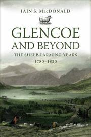 Cover of: Glencoe and Beyond by Iain S. Macdonald