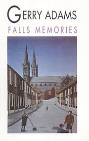 Cover of: Falls Memories by Gerry Adams