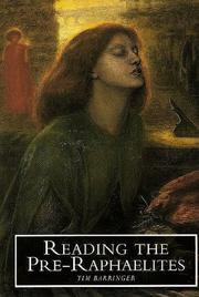 Cover of: Reading the Pre-Raphaelites by T. J. Barringer