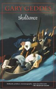 Cover of: Skaldance by Gary Geddes