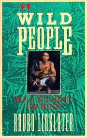 Cover of: Wild people by Andro Linklater