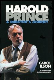 Cover of: Harold Prince by Carol Ilson