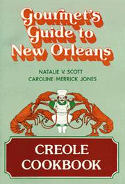 Cover of: Gourmet's guide to New Orleans by Natalie Vivian Scott