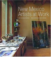 Cover of: New Mexico artists at work by Dana Newmann