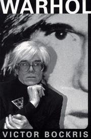 Cover of: Warhol by Victor Bockris