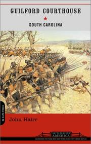 Cover of: Guilford Courthouse by John Hairr
