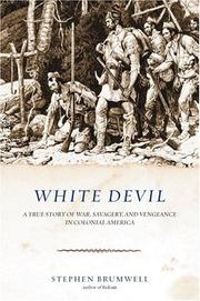 Cover of: White devil by Stephen Brumwell