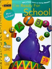 I'm Ready for School (Preschool) (Step Ahead) Stephen R. Covey