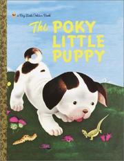 Cover of: The poky little puppy by Janette Sebring Lowrey