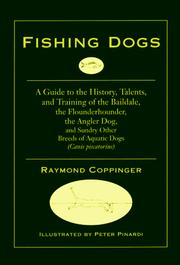 Cover of: Fishing dogs by Raymond Coppinger