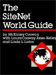 Cover of: The SiteNet world guide by H. McKinley Conway