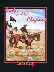 Cover of: Custer and the Cheyenne by Louis Kraft