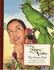 Cover of: Pajaro Verde / The Green Bird by Joe Hayes