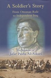 Cover of: A soldier&#39;s story by Jafar Askari